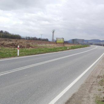 Opracowanie dokumentacji projektowej poprawy bezpieczeństwa ruchu drogowego w woj. dolnośląskim na DK 33 koło Bystrzycy Kłodzkiej