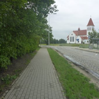 Przebudowa ul. Maślickiej wraz z budową torowiska tramwajowego